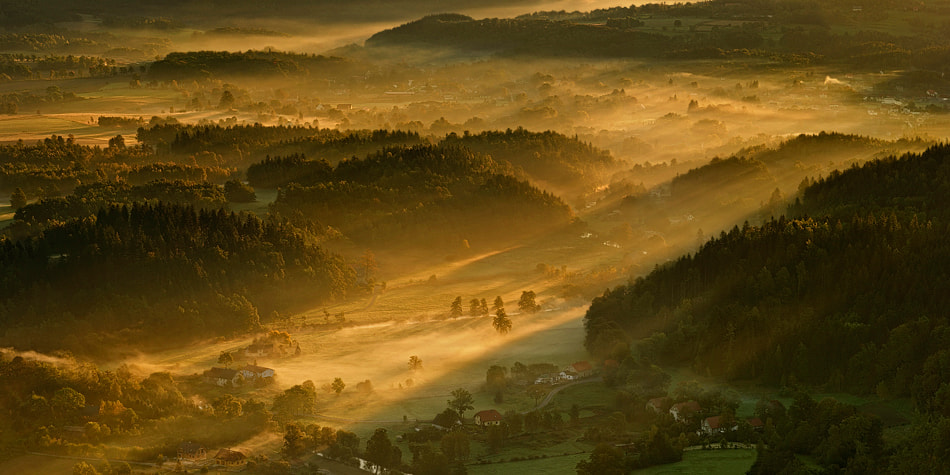 Photograph Dream of the Valley... by Pawel Kucharski on 500px