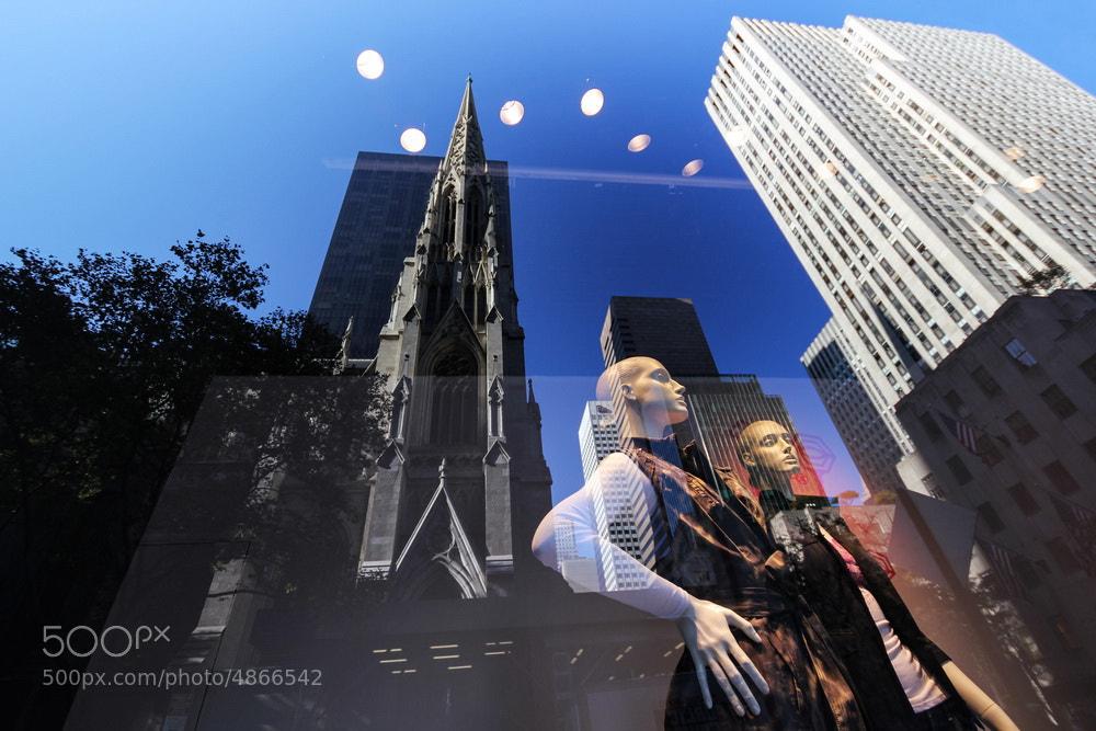 Photograph new york by Dara Pilyugina on 500px