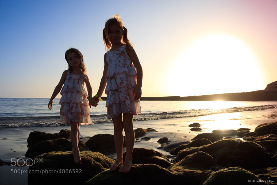Photograph Sisters by Oleg Ivanov on 500px