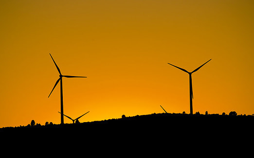 Photograph Aerogeneradores - Wind Turbines by Julian Gomez Ayora on 500px