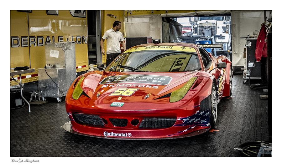 Grand-Am Ferrari 458