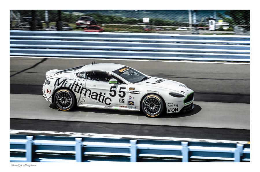 Grand-Am Aston Martin Vantage V8