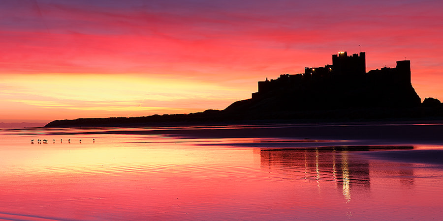 Photograph Bamburgh Castle by Ian Coles on 500px