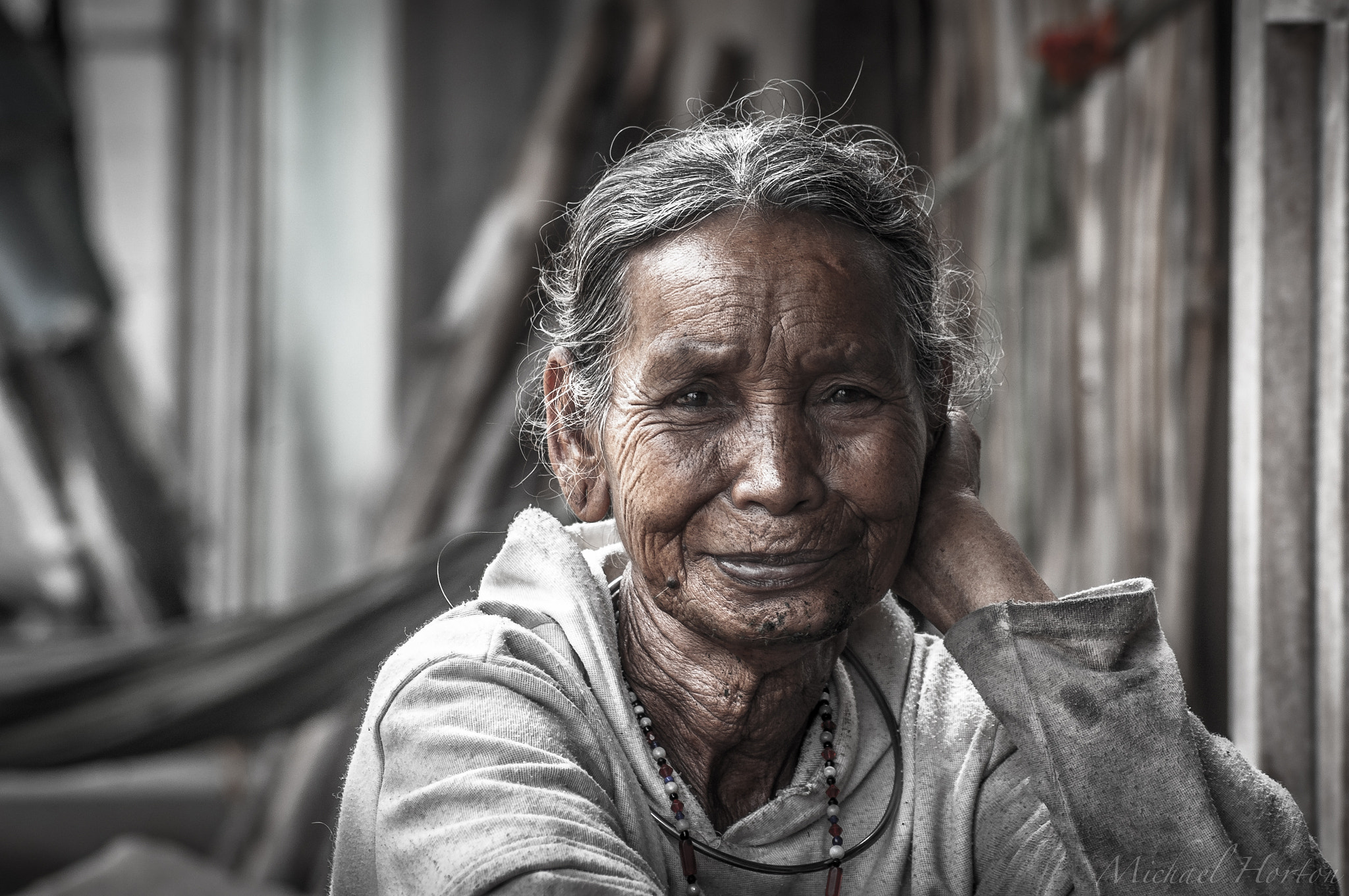 Photograph The Aging Faces of Vietnam by Michael Horton on 500px