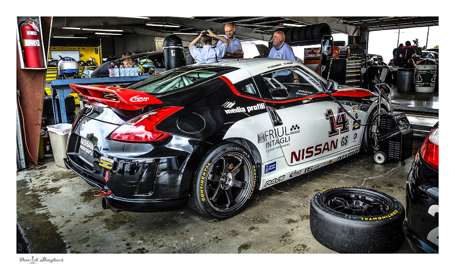 Grand-Am Nissan 370Z GS Racer