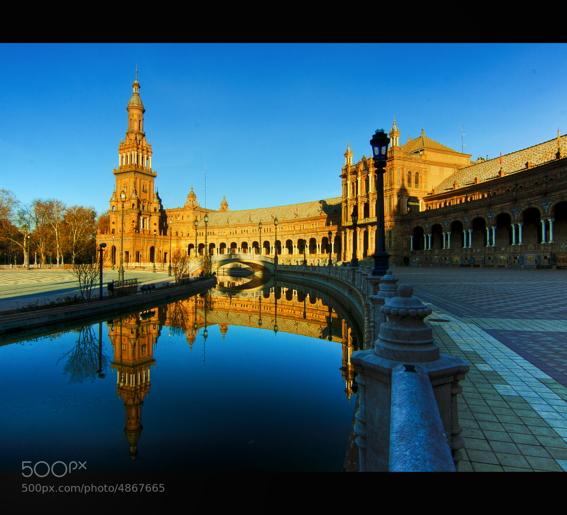 Photograph Plaza Espana by Mehdi Sersab on 500px