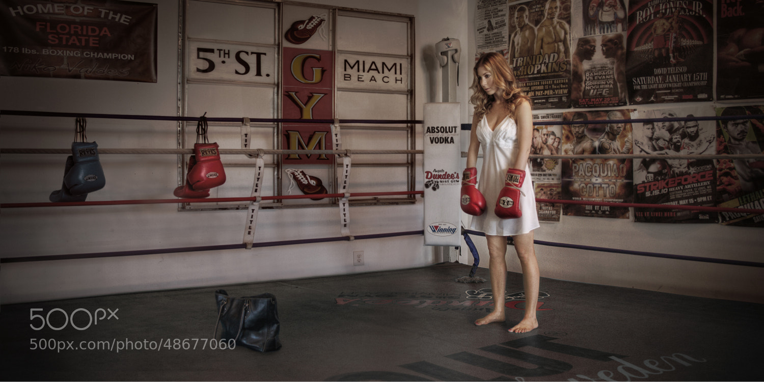 Photograph Lost in Miami by Julien Dumas on 500px
