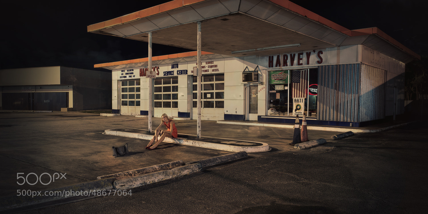 Photograph Lost in Station by Julien Dumas on 500px