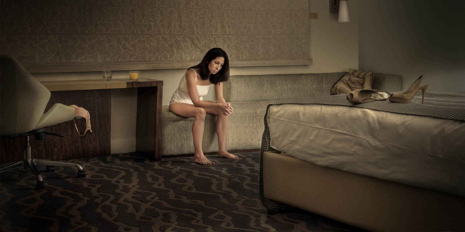 Photograph Lost in room by Julien Dumas on 500px