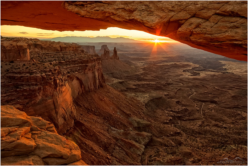 Photograph Mesa Arch by Christian Ringer on 500px
