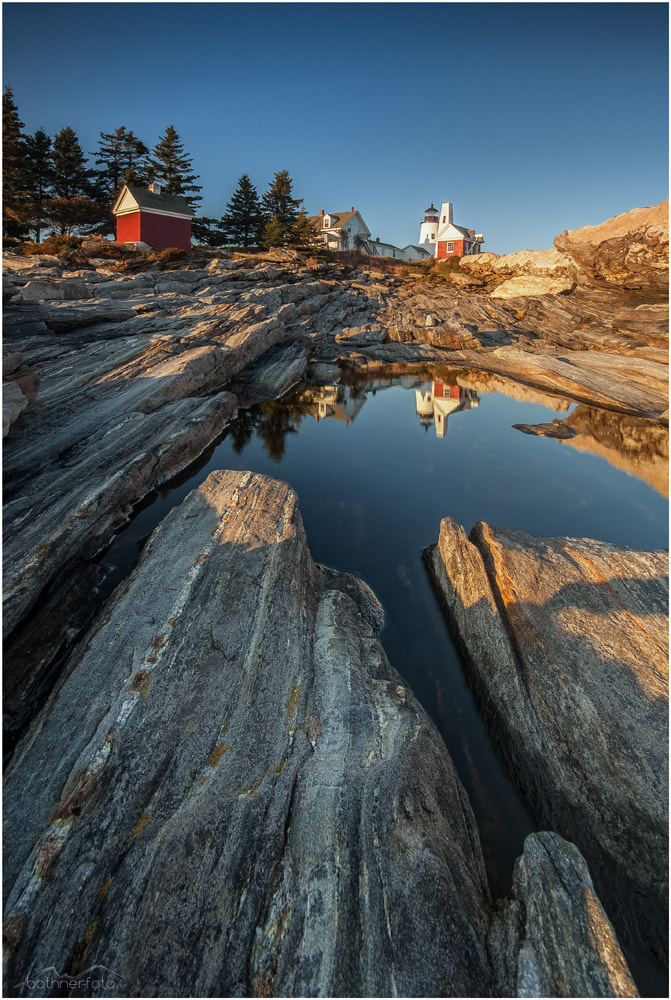 Photograph Pemaquid Point Light by Christian Ringer on 500px
