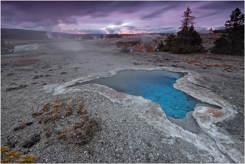 Photograph Yellowstone by Christian Ringer on 500px