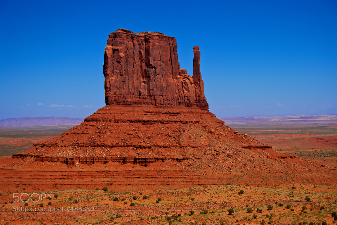 Photograph East Mitten Butte by William Dodd on 500px