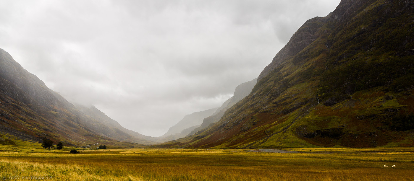 Photograph Glencoe (Scotland) by Arnold van Wijk on 500px