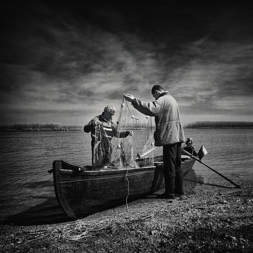 Photograph Fishermen 's life by Silvia Georgieva on 500px