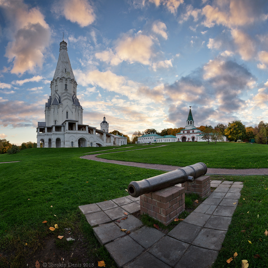 Photograph Kolomenskoe by Denis Sorokin on 500px