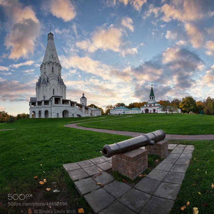 Photograph Kolomenskoe by Denis Sorokin on 500px