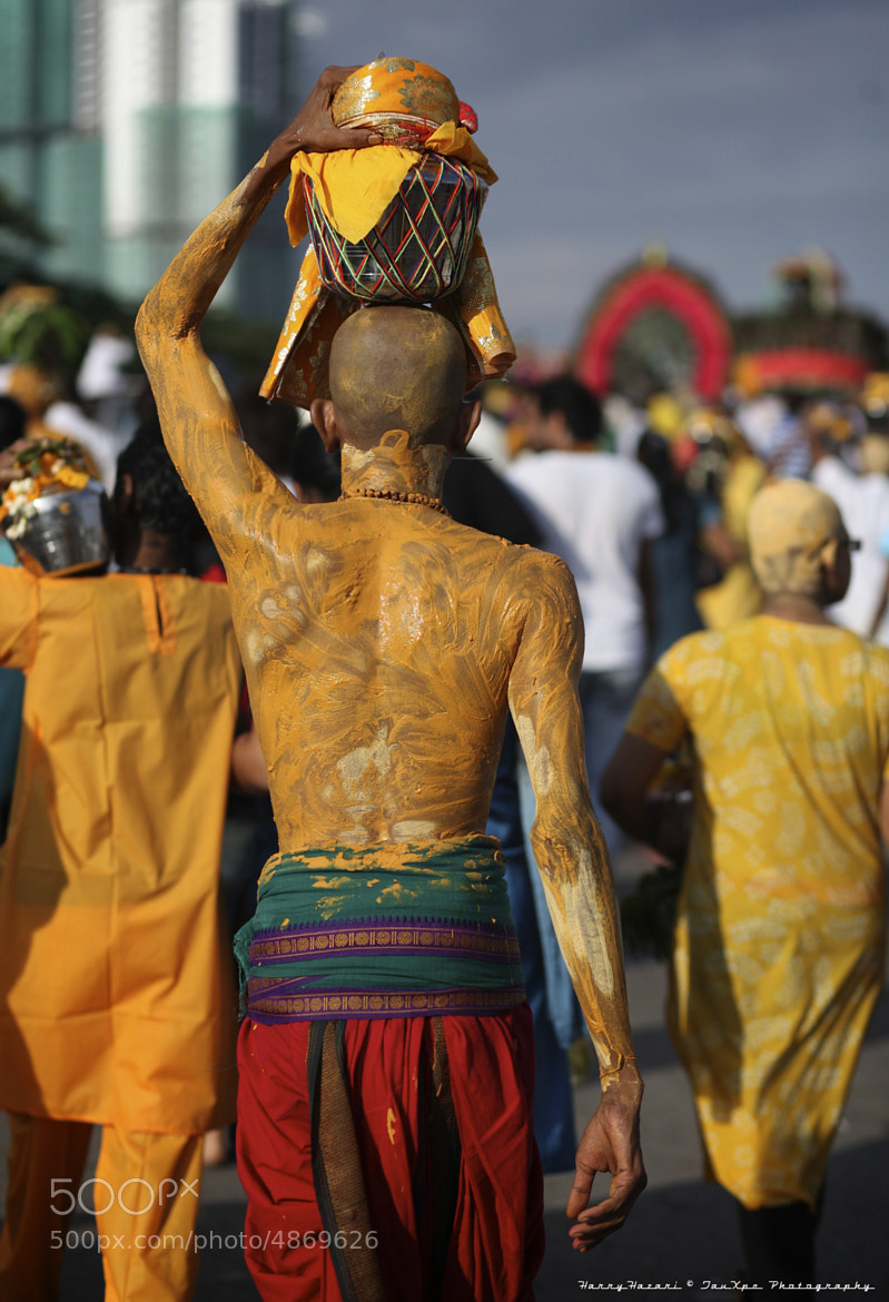 Photograph Colors of Thaipusam  by Harry Hazari on 500px