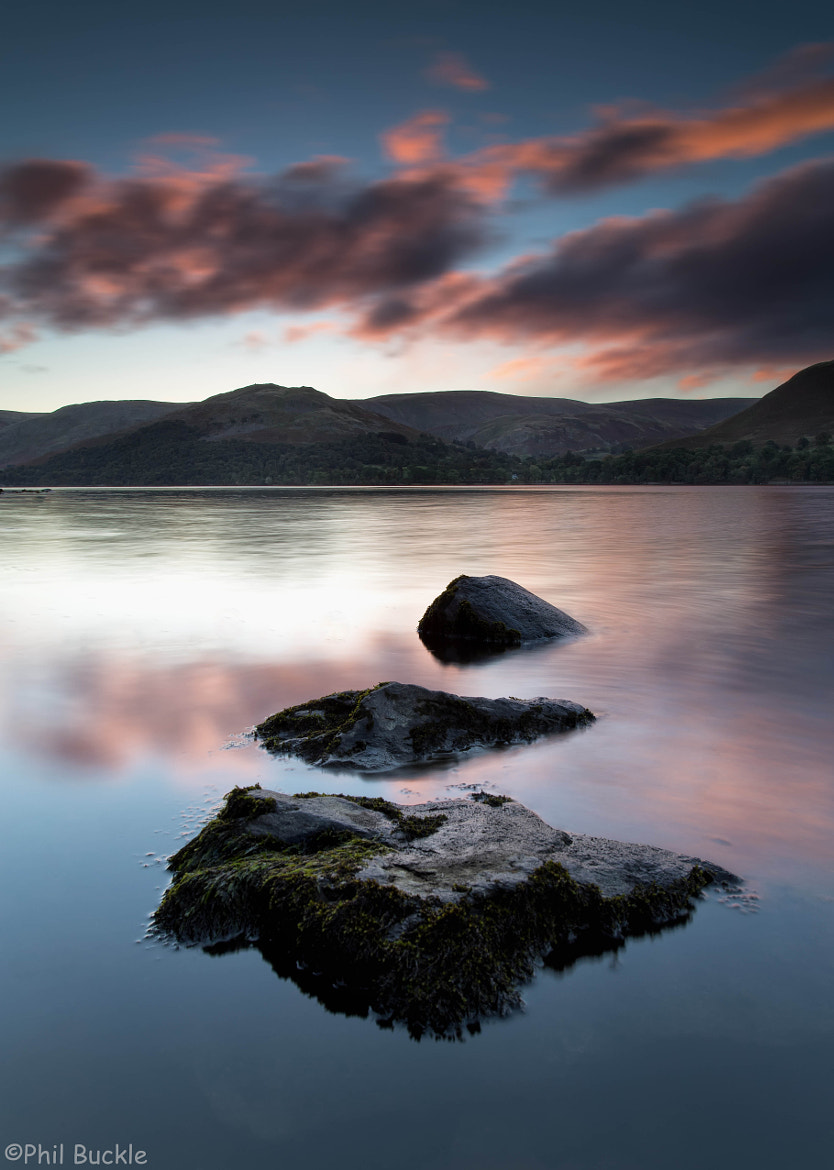 Photograph Ullswater Sunrise by Phil Buckle on 500px