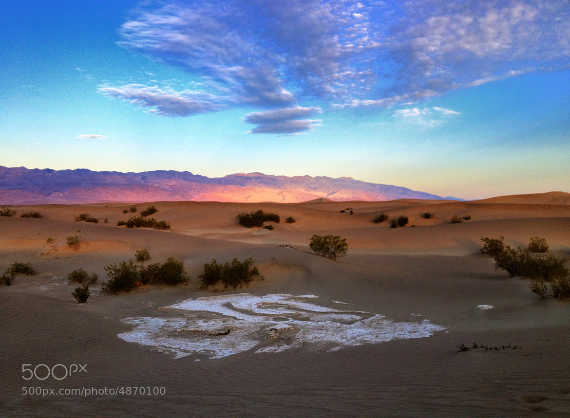 Photograph Death Valley Sunrise by Kevin Raber on 500px