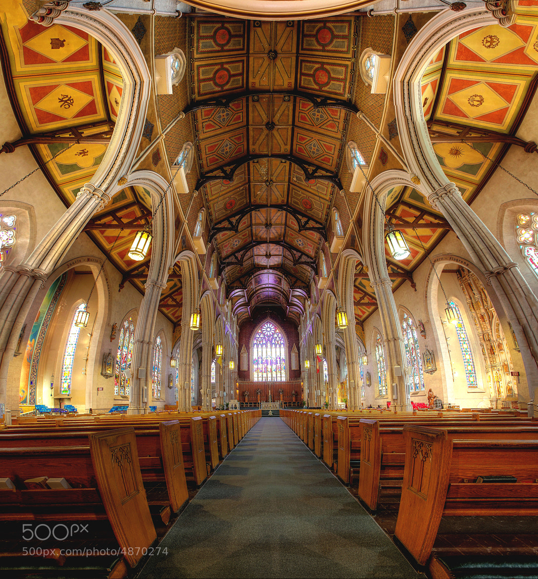 Photograph St. Michael's Cathedral by Roland Shainidze on 500px