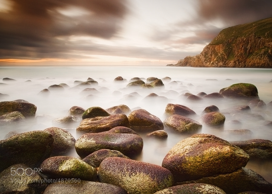 Photograph Campelo Beach by Ramón  Espelt on 500px