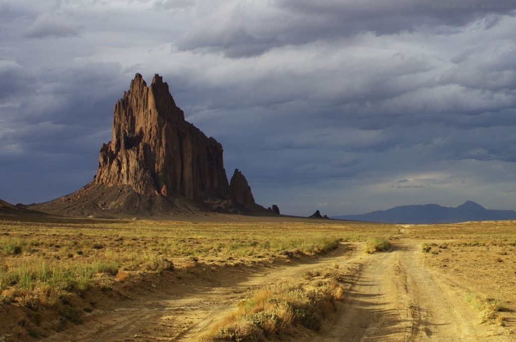 Photograph Shiprock by Jonathan Auerbach on 500px