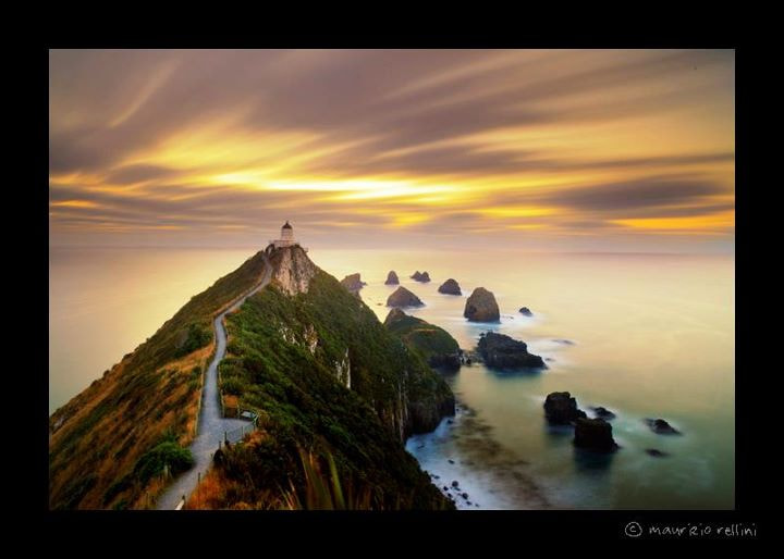 Photograph Nugget point by Maurizio Rellini on 500px