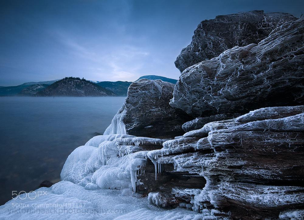 Photograph Frozen Sunrise by Viktoria Haack on 500px