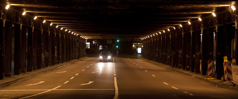 Photograph tunnel by halil ibrahim duran on 500px