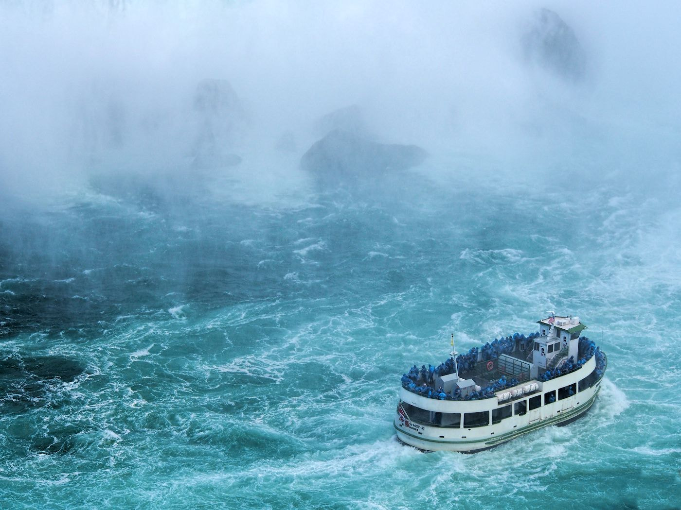 Photograph Maid of the Mist by Grant MacDonald on 500px