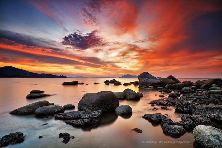 Photograph Colorful Sky by Bobby Bong on 500px