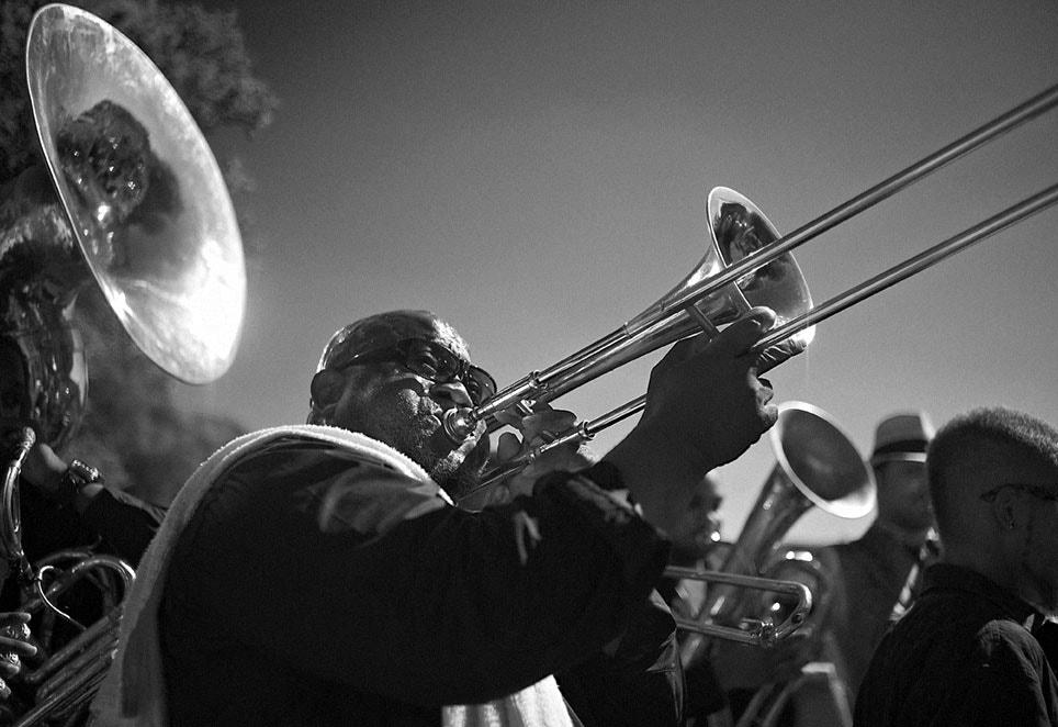Photograph New-York Jazz Band by Jean-Michel Rousvoal on 500px