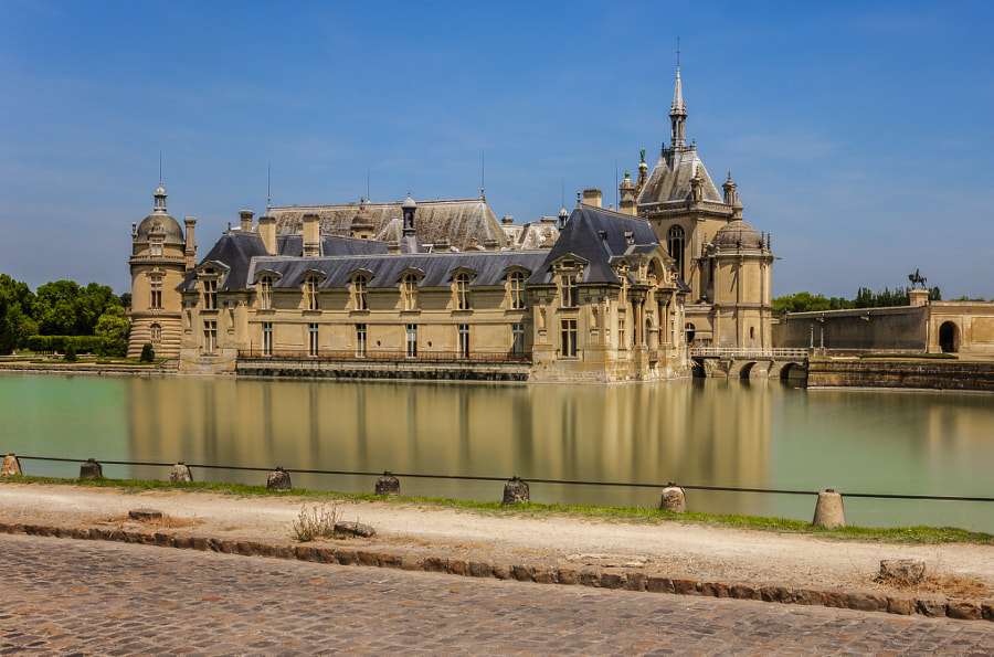 Chateau de Chantilly 2