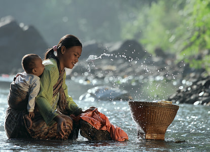Just Washing. by dewan irawan