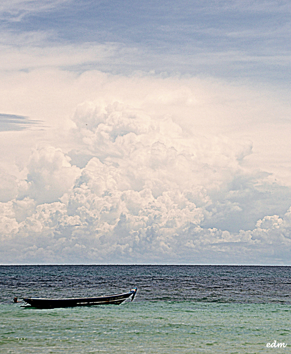 Photograph Koh Thao,taxi boat by Ermanno Albano on 500px