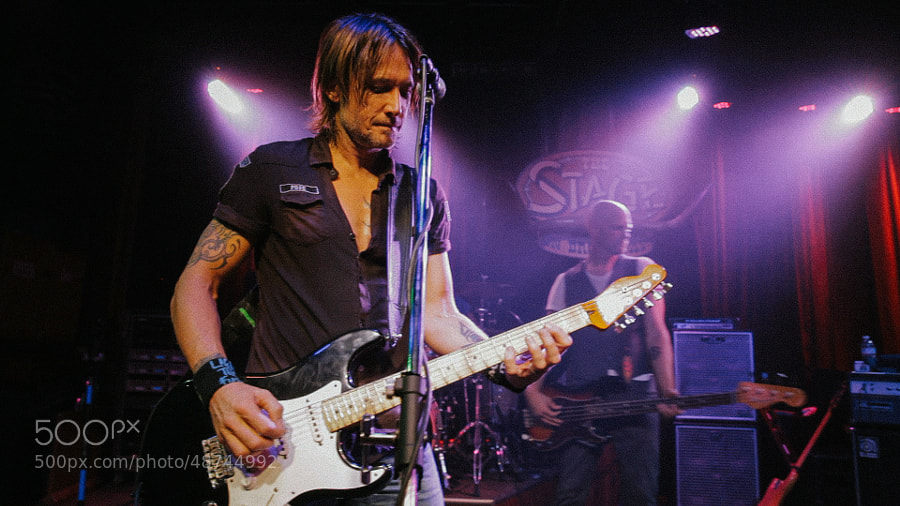 Keith Urban Photo