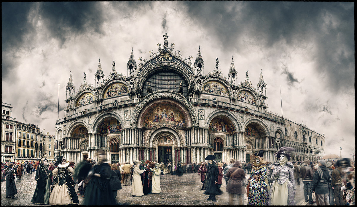 Photograph Basilica di San Marco by Alexander Corvus on 500px