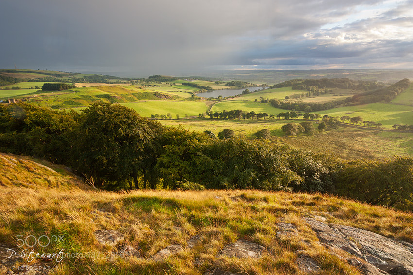 Photograph Distant Downpour by Philip Stewart on 500px