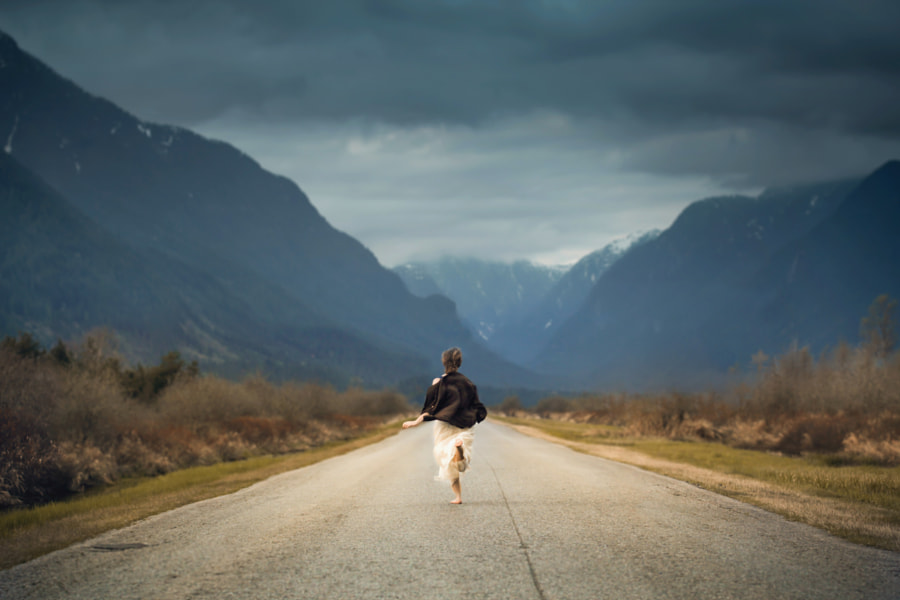 Photograph Run Home by Lizzy Gadd on 500px