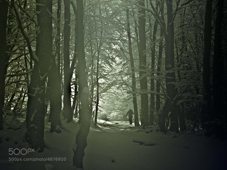 Photograph ski randonee by Joan Camp on 500px