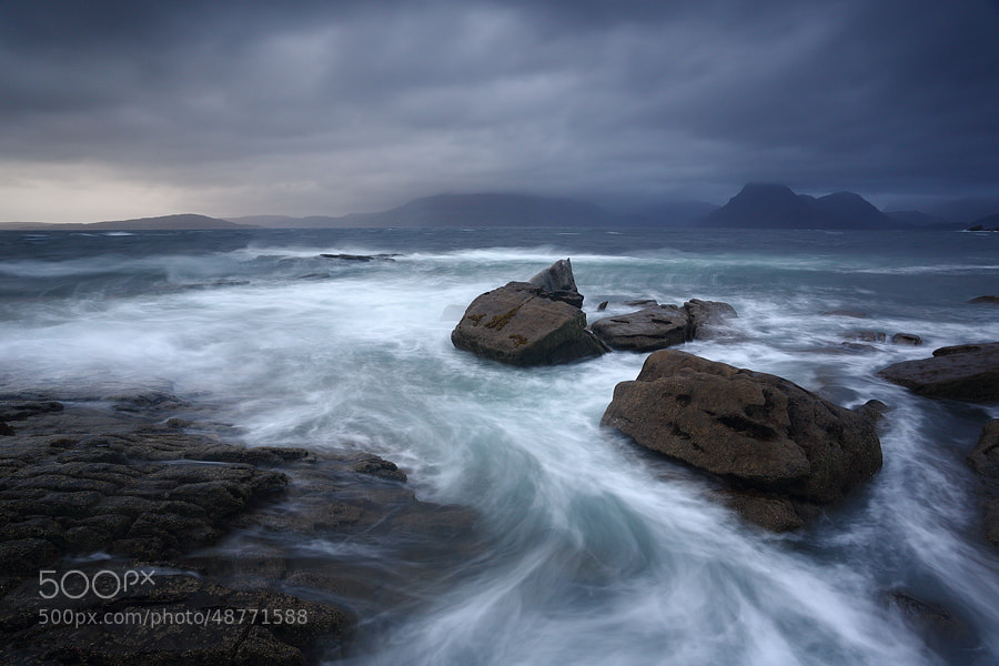 Photograph Elgol by Christian Rey on 500px