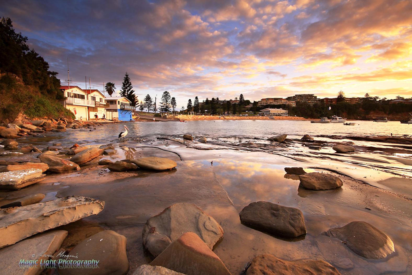 Photograph Terrigal Haven Sunset #1 by Kevin Morgan on 500px