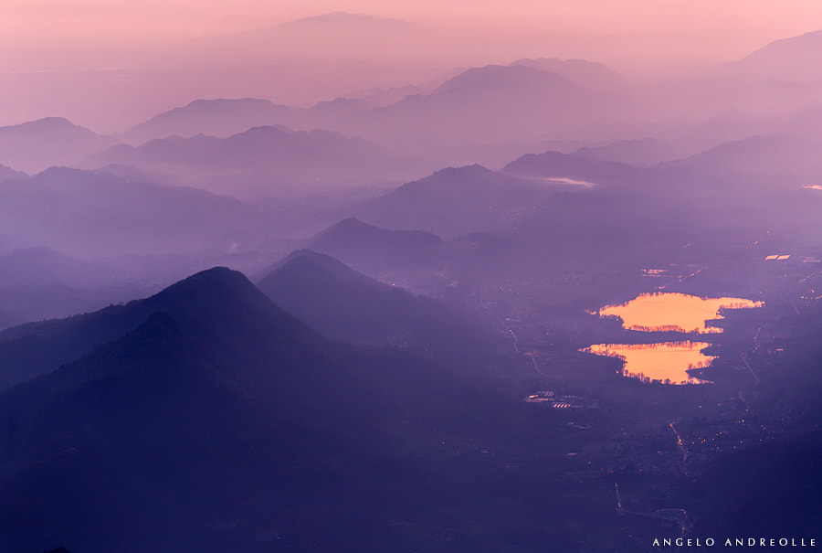 Photograph Laghi di Revine by Angelo Andreolle on 500px