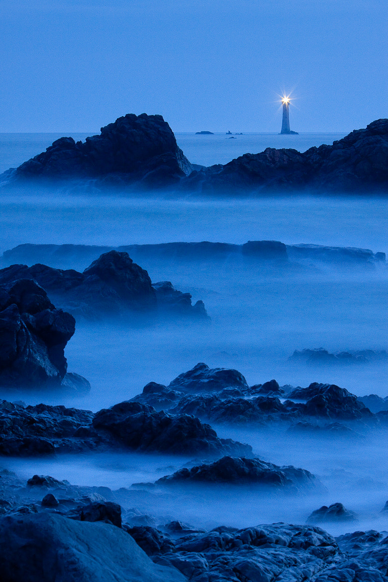 Photograph The blue hour @ Guernsey by David Brand on 500px