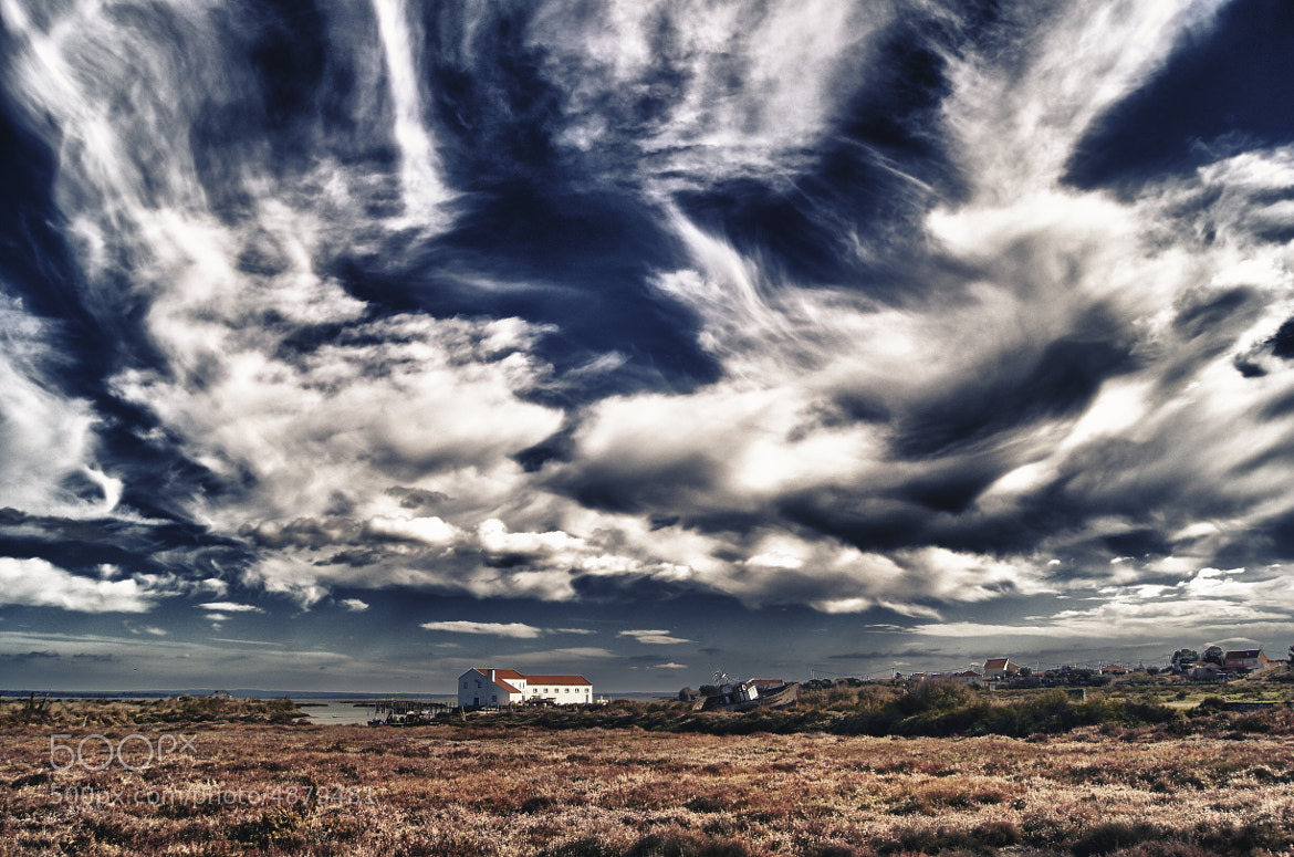 Photograph Landscape vs sky by Emanuel Fernandes on 500px