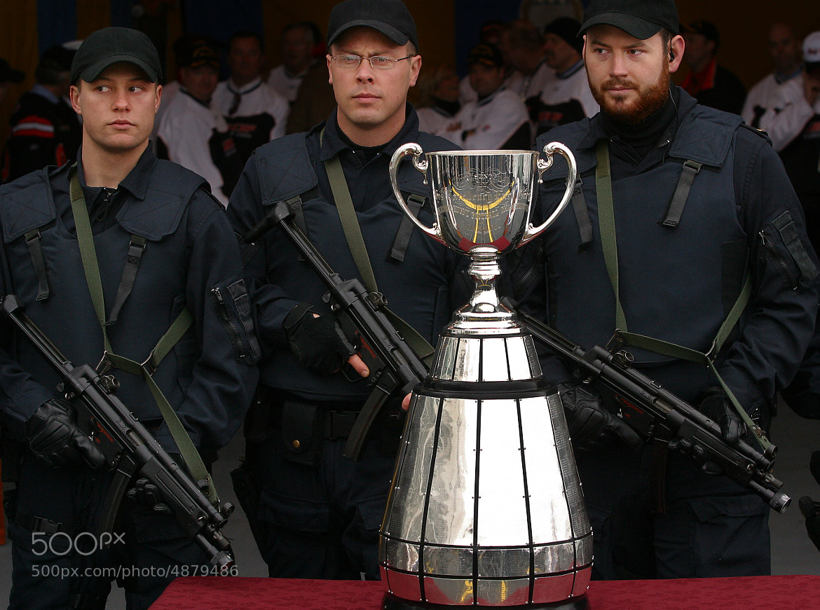 Photograph Grey Cup Guards by Rob Kruyt on 500px