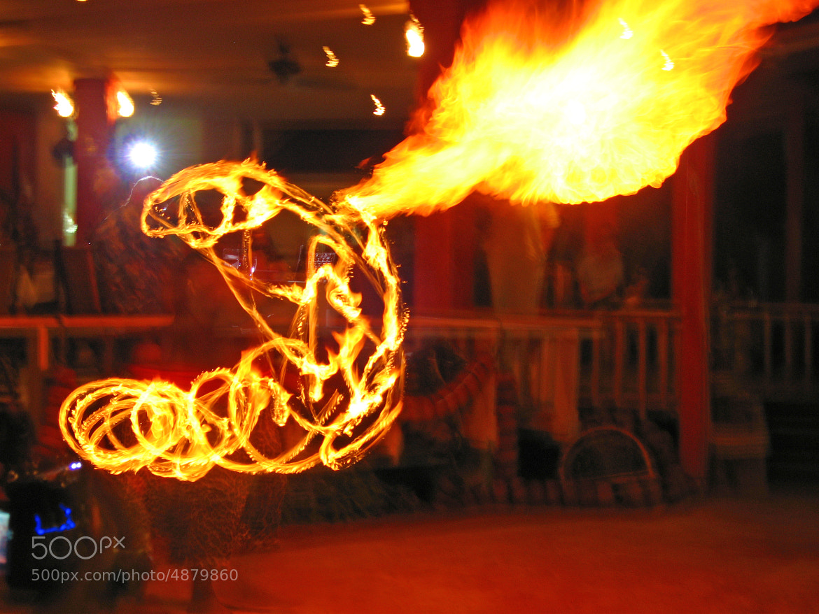 Photograph Fire Eater by Steve Wallace on 500px