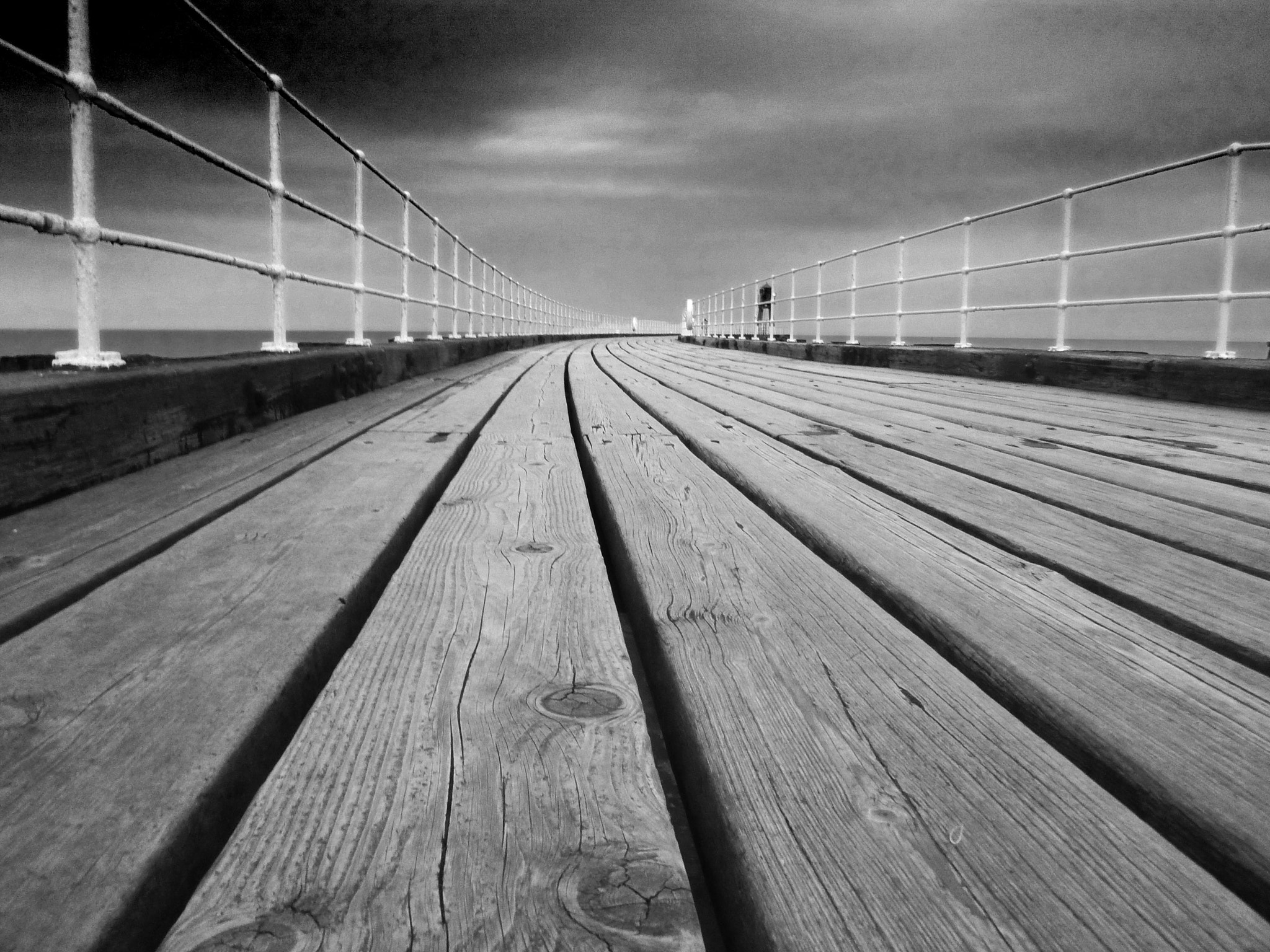 Photograph The Pier by Youngman Images on 500px