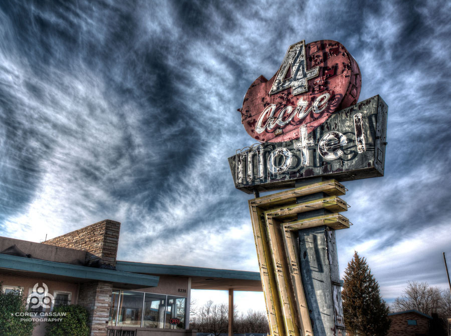 Photograph 4 Acre Motel by Corey Cassaw on 500px